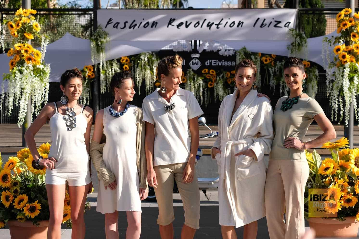OCC i el Fashion Revolution Day a Eivissa