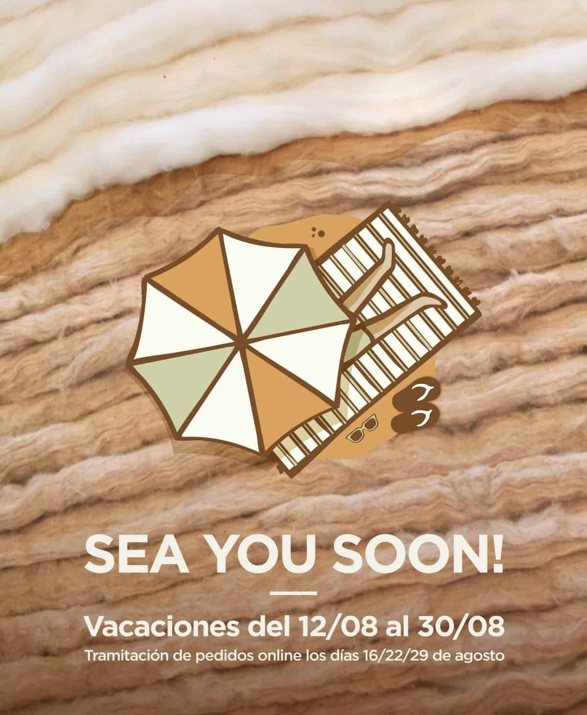¡Sea you soon! Vacaciones OCC 12 al 30 de agosto