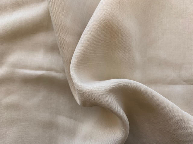 New double muslin OCCGuarantee fabric